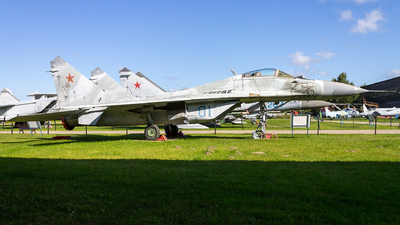 01 - Mikoyan-Gurevich MiG-29 Fulcrum - Russia - Air Force