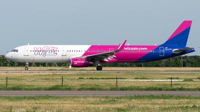 HA-LTA - Airbus A321-231 - Wizz Air