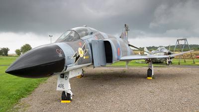 XV406 - McDonnell Douglas Phantom FGR.2 - United Kingdom - Royal Air Force (RAF)