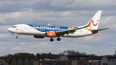 C-FTOH - Boeing 737-8HX - TUI