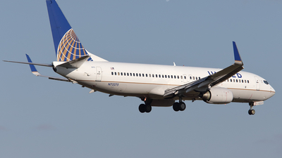 N73275 - Boeing 737-824 - United Airlines