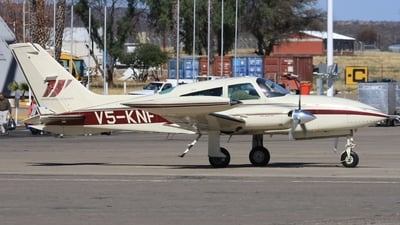 V5-KNF - Cessna T310R II - Westair Wing Charters