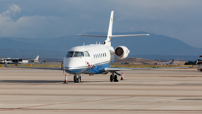EC-KCA - Gulfstream G200 - Gestair Private Jets