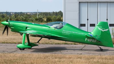 F-HPAR - XtremeAir XA-42 - Green Bird Aerobatic Team