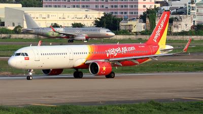 VN-A697 - Airbus A321-271N - VietJet Air