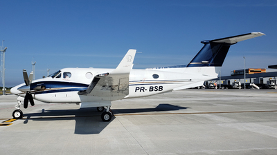 PR-BSB - Beechcraft B200GT Super King Air - Private