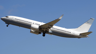 A picture of VPBZL - Boeing 7378DV (BBJ) - [32915] - © Buzu
