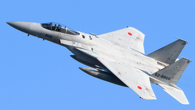 62-8868 - McDonnell Douglas F-15J Eagle - Japan - Air Self Defence Force (JASDF)