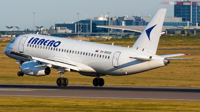 RA-89008 - Sukhoi Superjet 100-95B - IrAero
