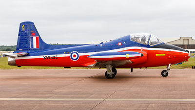 A picture of GBWGF - BAC Jet Provost T MK5A - [EEP/JP/989] - © Steve Smith