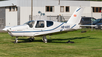 A picture of HBKBS - Robin DR401/155 - [2734] - © Laszlo Fekete