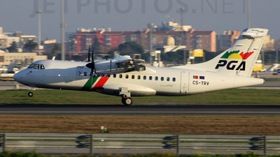 CS-TRV - ATR 42-600 - PGA Portugalia Airlines (White Airways)