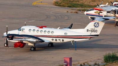 B-10GD - Beechcraft B300 King Air 350 - China - China Meteorological Administration