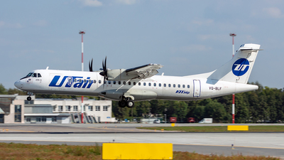 VQ-BLF - ATR 72-212A(500) - UTair Aviation