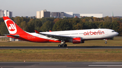 D-ALPG - Airbus A330-223 - Air Berlin