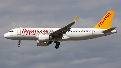 A picture of TCNCD - Airbus A320251N - Pegasus Airlines - © Sebastian Sowa