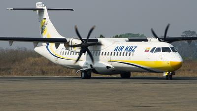 XY-AIY - ATR 72-212A(500) - Air KBZ