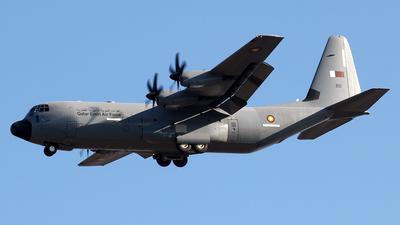212 - Lockheed Martin C-130J-30 Hercules - Qatar - Air Force