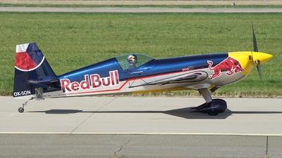 OK-SON - Extra 300SR - The Flying Bulls