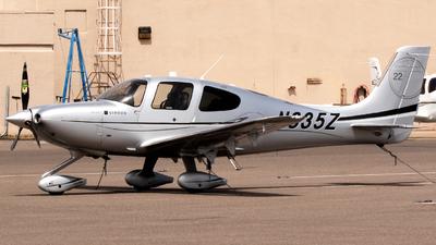 N835Z - Cirrus SR22T - Private