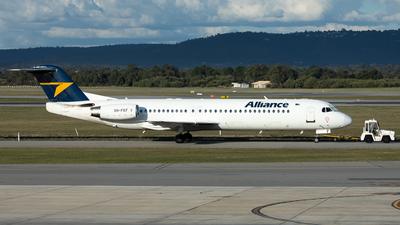 VH-FKF - Fokker 100 - Alliance Airlines