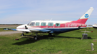 A picture of CFTIV - Piper PA31350 - [317405415] - © Guy Langlois