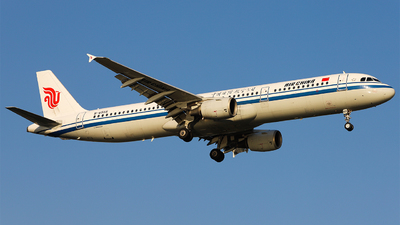 B-6555 - Airbus A321-213 - Air China
