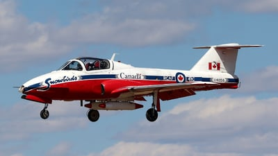 114058 - Canadair CT-114 Tutor - Canada - Royal Canadian Air Force (RCAF)