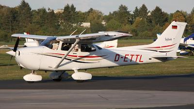 D-ETTL - Cessna 172R Skyhawk II - Aviation Training & Transport Center