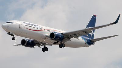 XA-MIA - Boeing 737-852 - Aeromexico