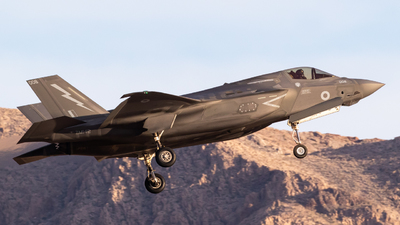 ZM142 - Lockheed Martin F-35B Lightning II - United Kingdom - Royal Navy