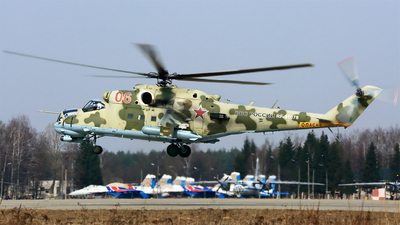 RF-91078 - Mil Mi-35M Hind - Russia - Air Force