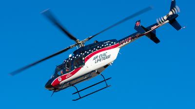 N497AE - Bell 407 - Air Evac Lifeteam