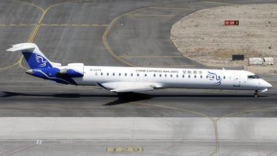 B-3379 - Bombardier CRJ-900LR - China Express Airlines