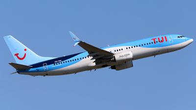 OO-TNC - Boeing 737-8K5 - TUI