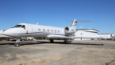 N41SC - Gulfstream G-IV - Private