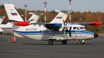 RA-67062 - Let L-410UVP-E20 Turbolet - Arkhangelsk Second Aviation Enterprise