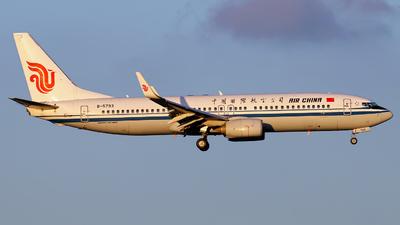 B-5793 - Boeing 737-89L - Air China