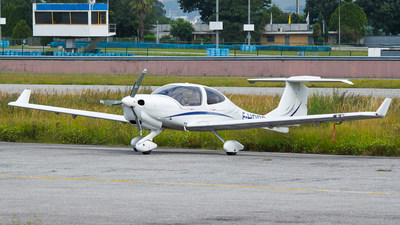 F-HOBB - Diamond DA-40NG Diamond Star - Private