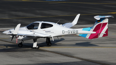 D-GVRB - Diamond DA-42 NG Twin Star - European Flight Academy