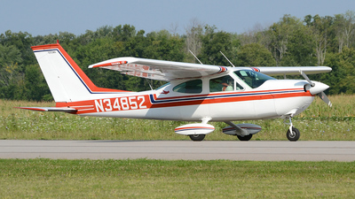 A picture of N34852 - Cessna 177B Cardinal - [17702046] - © DJ Reed - OPShots Photo Team