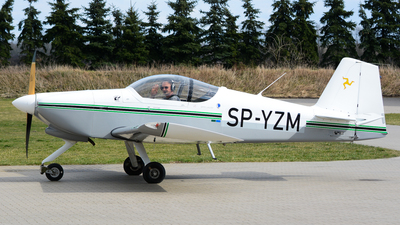 SP-YZM - Vans RV-6A - Private