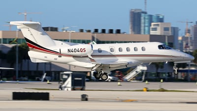 N404QS - Embraer 505 Phenom 300 - NetJets Aviation