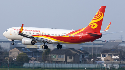 A picture of B1928 - Boeing 73784P - Hainan Airlines - © XPHNGB