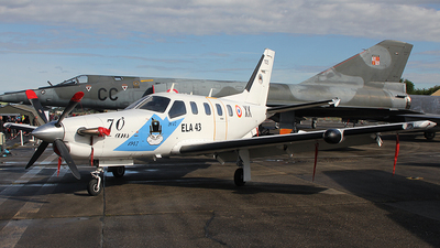 105 - Socata TBM-700 - France - Air Force