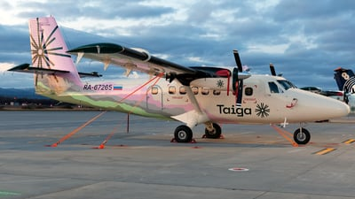 RA-67265 - Viking DHC-6-400 Twin Otter - Taiga Air