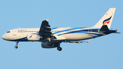 HS-PPO - Airbus A320-233 - Bangkok Airways