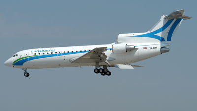 YL-LBT - Yakovlev Yak-42D - LatCharter Airlines