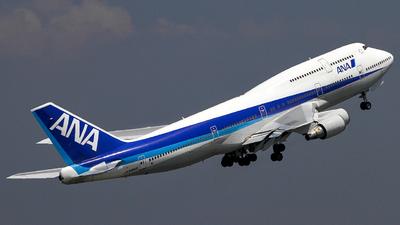 JA8965 - Boeing 747-481D - All Nippon Airways (ANA)