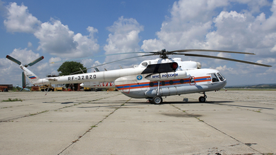 RF-32820 - Mil Mi-8MT Hip - Russia - Ministry for Emergency Situations (MChS)